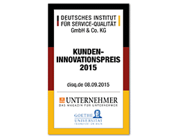 Kundeninnovationspreis